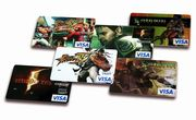 Capcom Credit Cards
