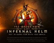 Diablo III Infernal Helm