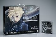 Cloud Black PS3