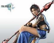 Fang, Final Fantasy XIII