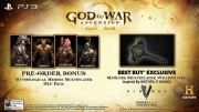 God of War: Ascension Best Buy Pre-Order