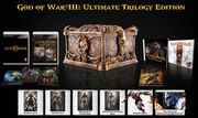 God of War III Ultimate Trilogy