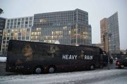 Heavy Rain Bus