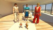 PlayStation Home SFIV
