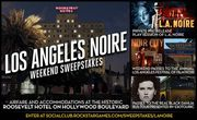 L.A. Noire Sweepstakes