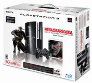 MGS4 PS3 Bundle