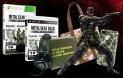 Metal Gear Solid Bundle Pack