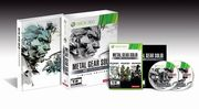 Metal Gear Solid HD Collection LE