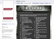 Metal Gear Solid Survey