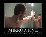 Mirror Five poster