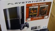 MGS4, Killzone 2 PS3 Bundle