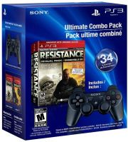 PS3 Ultimate Combo Pack