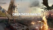 Greatness Awaits