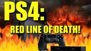 PS4 Red Line of Death