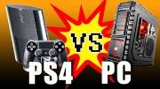 PS4 VS PC