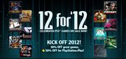 PSN 12 For 12