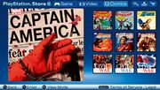 PlayStation Store Comics