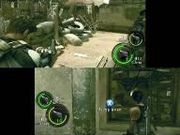 Resident Evil 5 Split-Screen