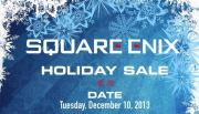 Square Enix Holiday Sale