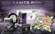 Saints Row 3 Platinum Pack