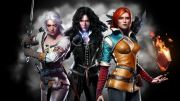 The Witcher 3 Women