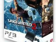 Uncharted 2 250GB PS3 Slim Bundle