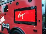 Virgin Armored Truck