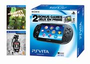 PlayStation Vita Canada Bundle