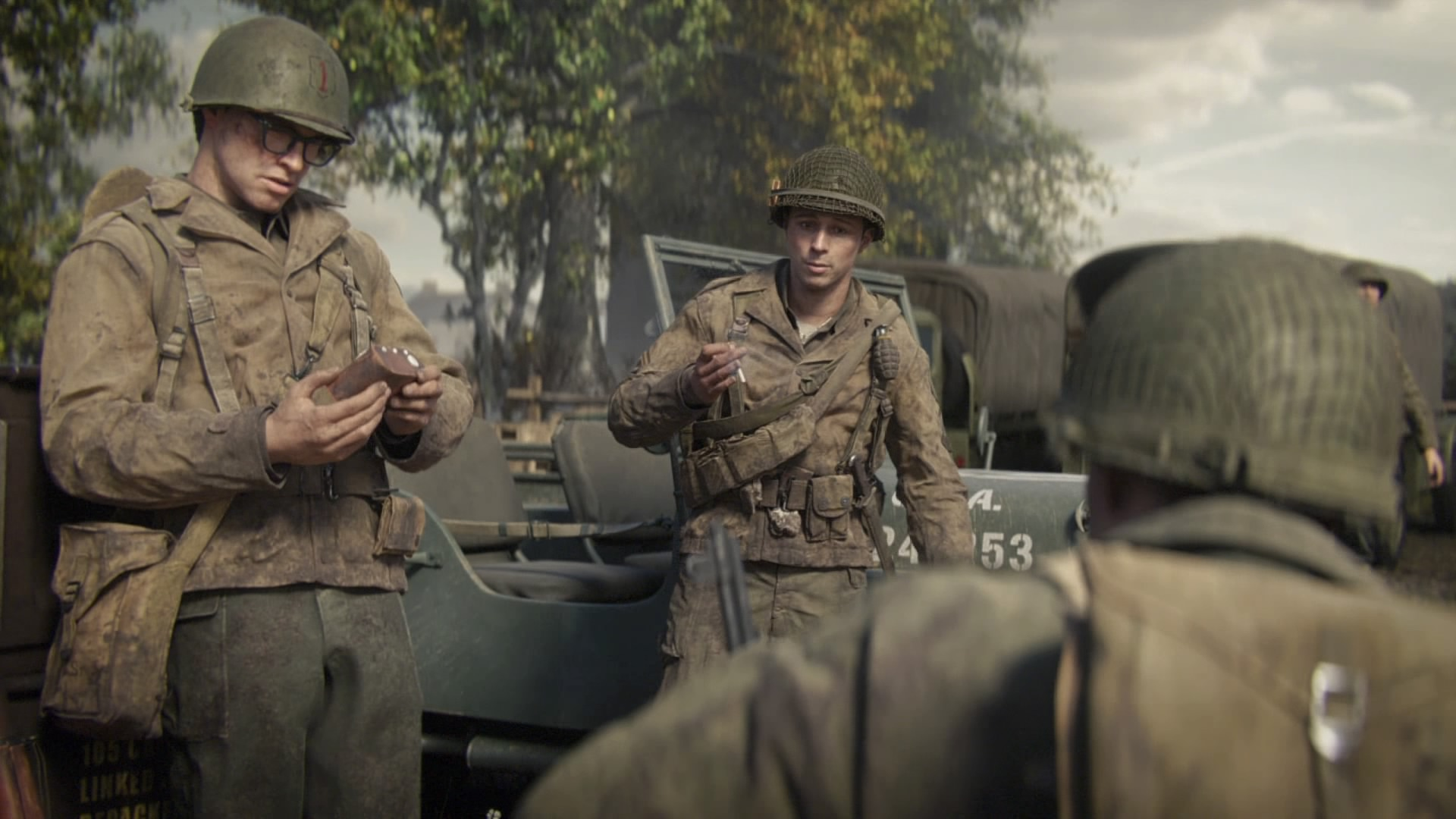 Call of Duty: WWII - 28987