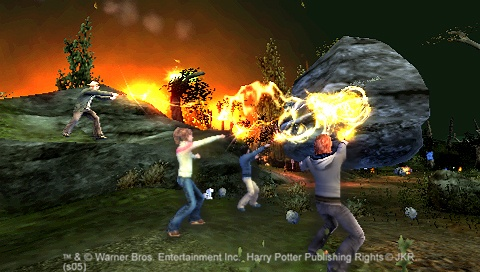 Harry Potter and the Goblet of Fire  - 02615