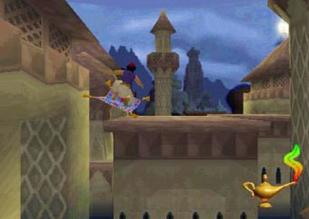 Aladdin : In Nasira's Revenge - Download PC Game Portable