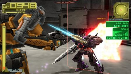 Armored Core 3 Portable - 11784