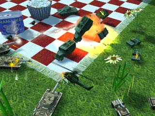 Army Men: Air Attack - 07991
