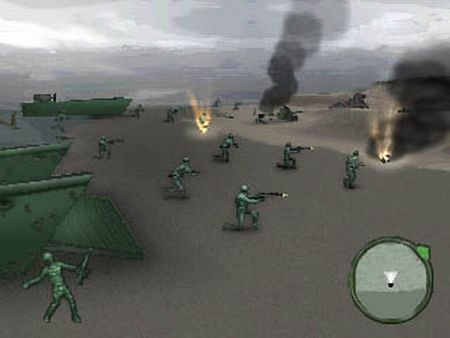 Army Men War - 09389