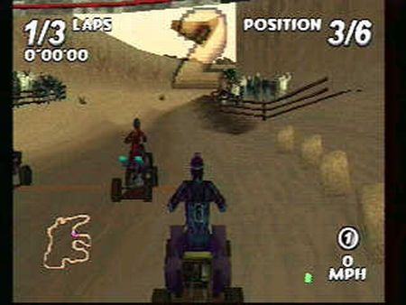 ATV: Quad Power Racing - 10270