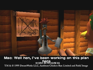 Chicken Run - 09825