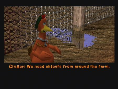 Chicken Run - 09810