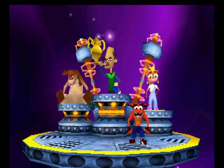 Crash Bash - 09614