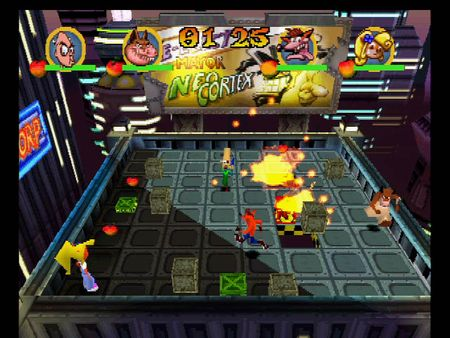 Crash Bash - 09615