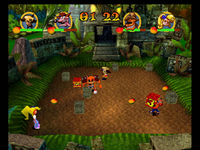 Crash Bash - 09617