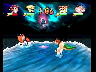 Crash Bash - 09618