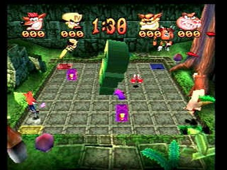 Crash Bash - 09620