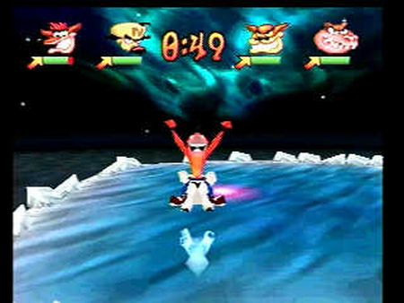 Crash Bash - 09621