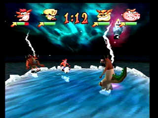 Crash Bash - 09623