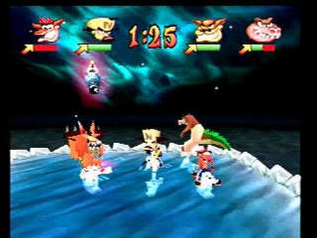 Crash Bash - 09624