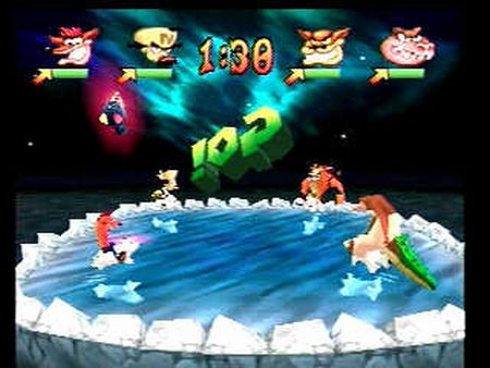 Crash Bash - 09625
