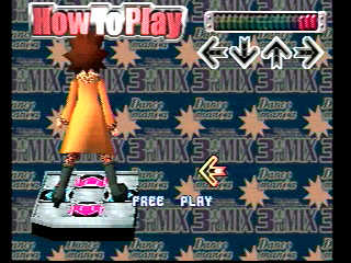 Dance Dance Revolution 3rd Mix - 09363