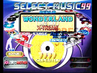 Dance Dance Revolution 3rd Mix - 09365