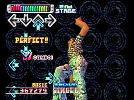 Dance Dance Revolution 3rd Mix - 09366