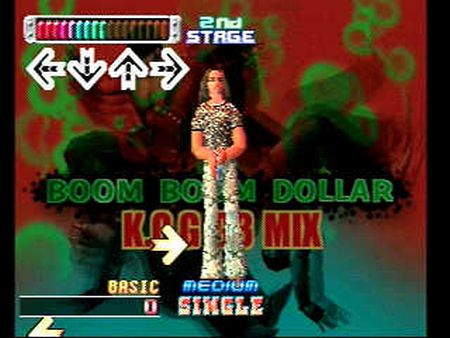 Dance Dance Revolution 3rd Mix - 09368